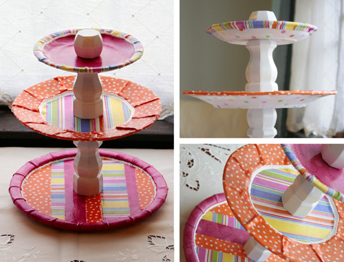 Related ... & Tiered Plate Stand | Craft Buds