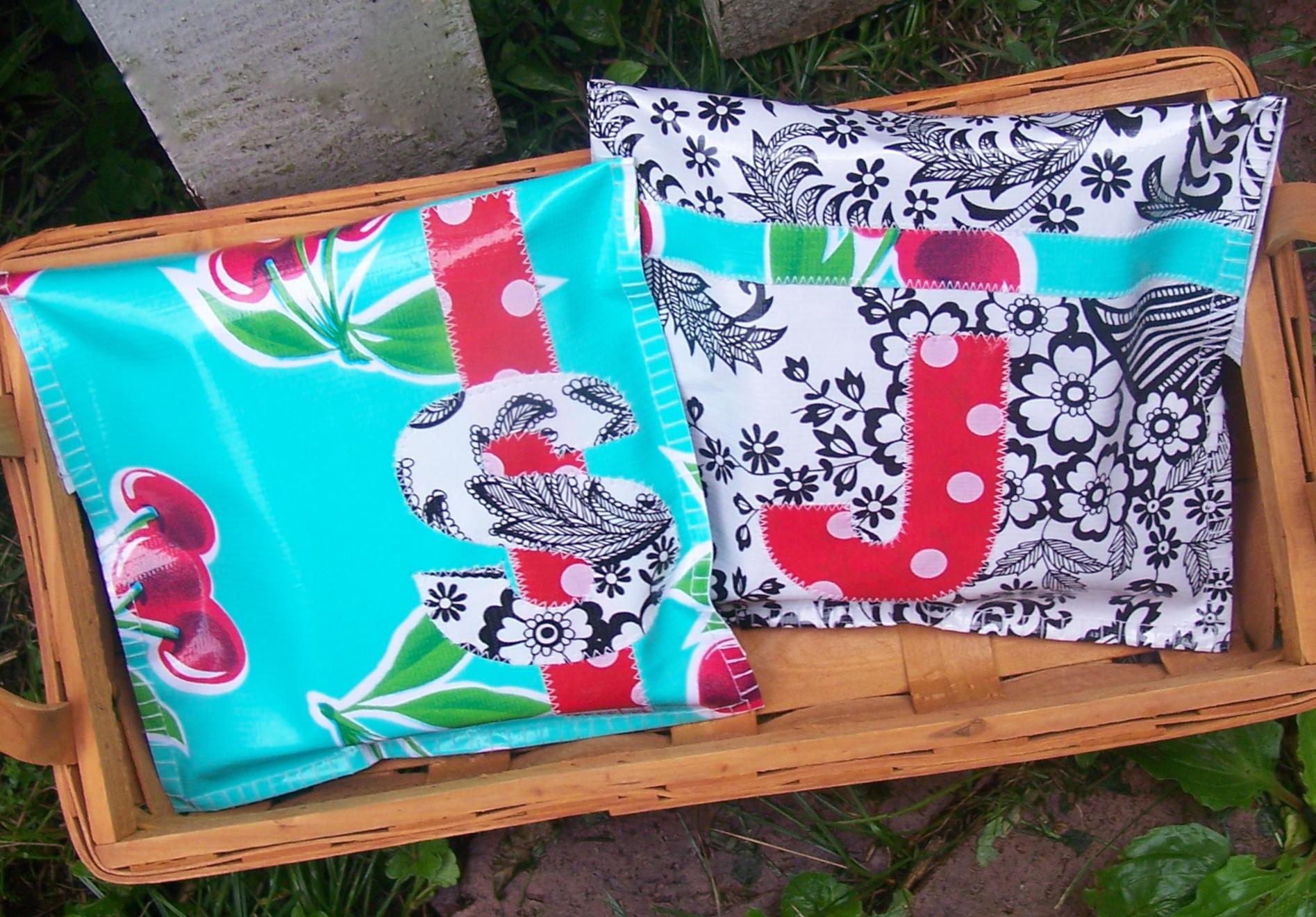 Reusable Sandwich Bags Craft Buds