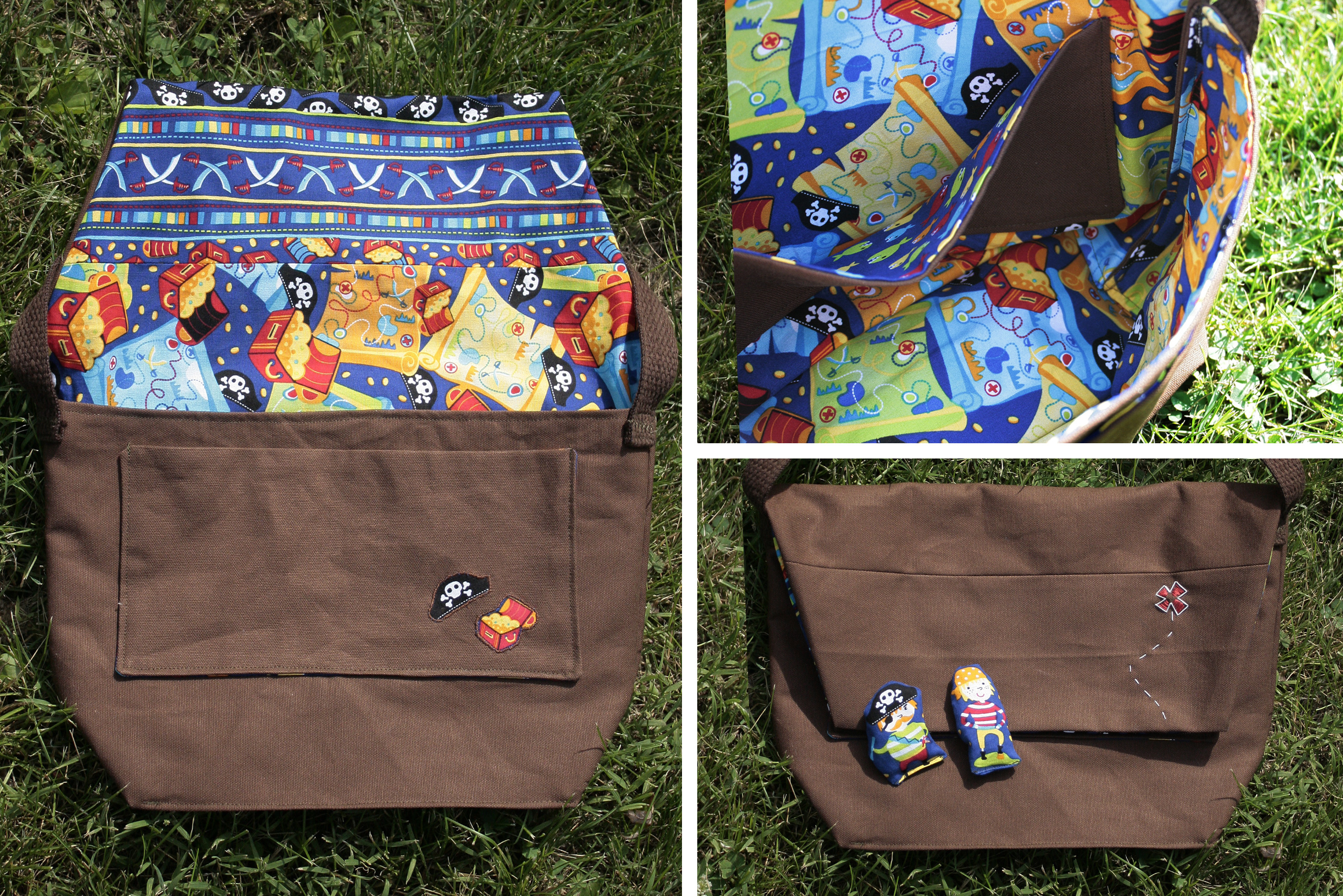 Kid S Small Messenger Bag Craft Buds