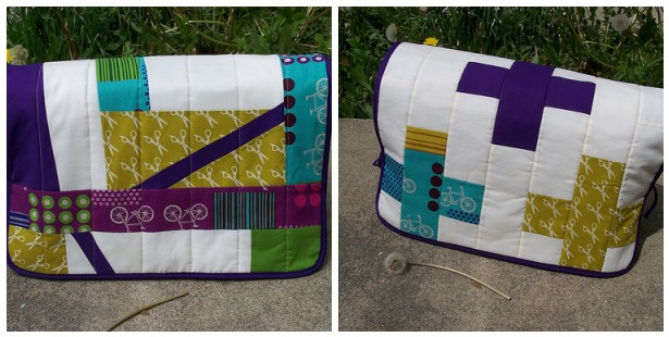 Reversible Sewing Machine Cover | Craft Buds