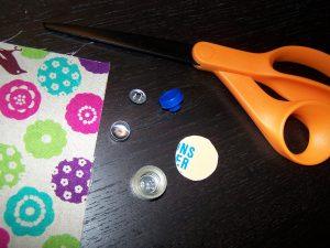 Button Cover Supplies