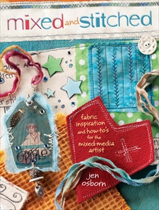 Mixed and Stitched book giveaway