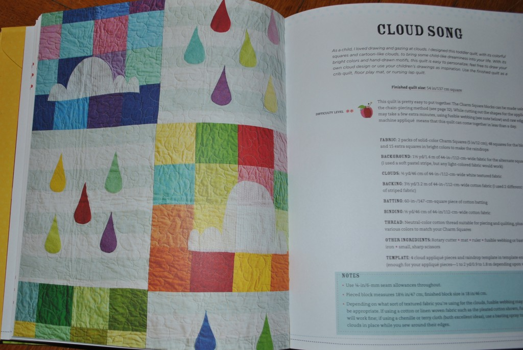 Cloud Song Quilt