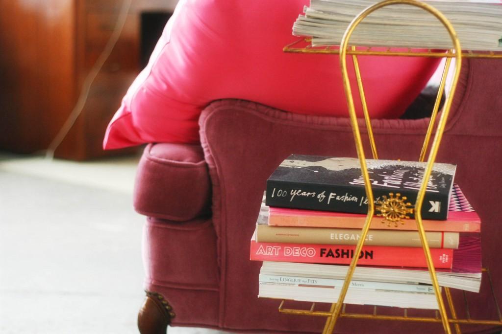 Sarai Mitnick Bookshelf