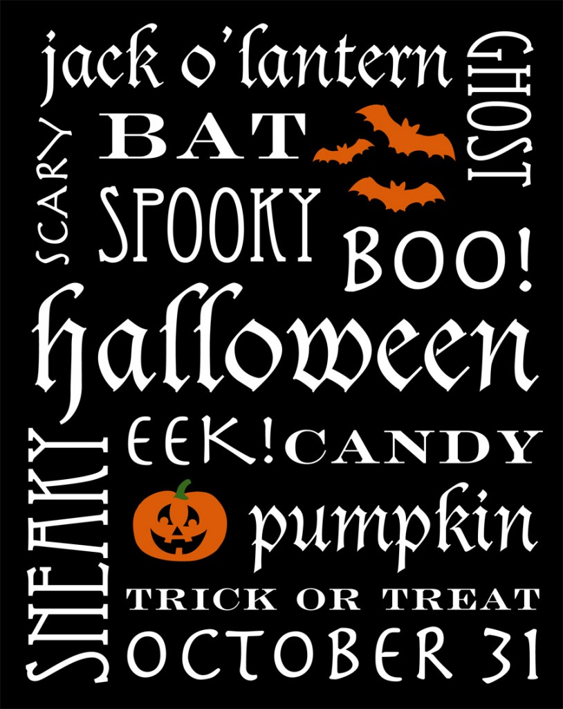 Great Ideas - 17 Halloween Countdown Calendars and Halloween ...