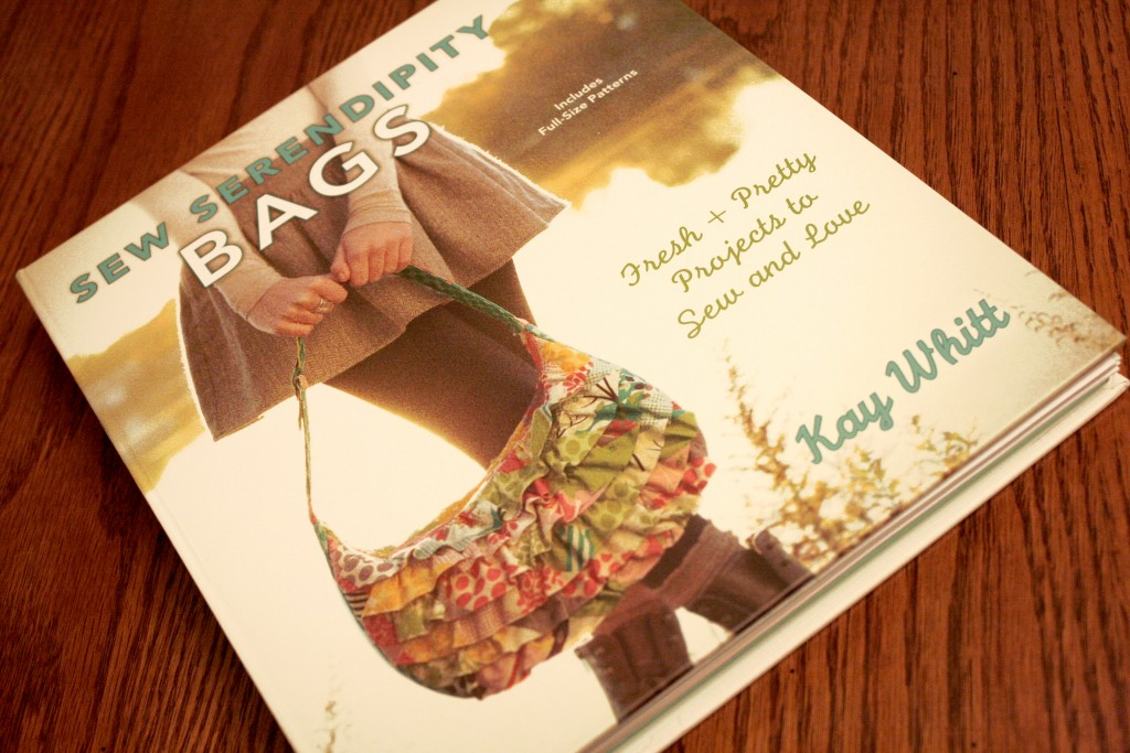 Book Review: Sew Serendipity Bags