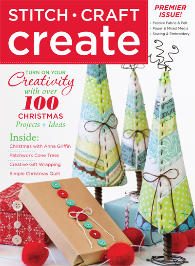 review stitch craft create magazine winner craft buds