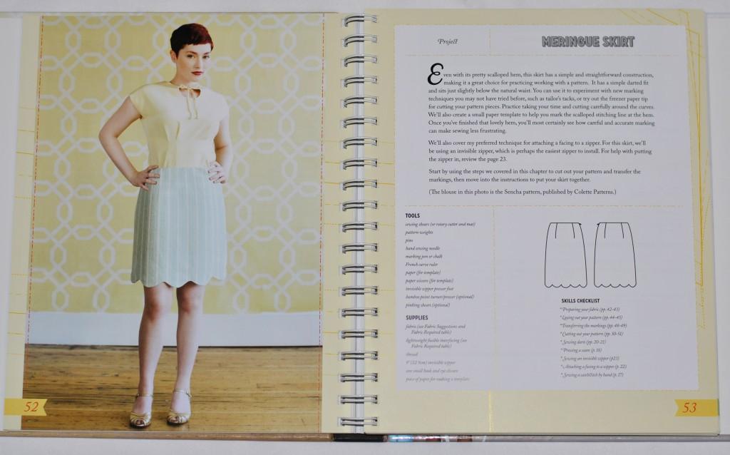 Colette Meringue Skirt