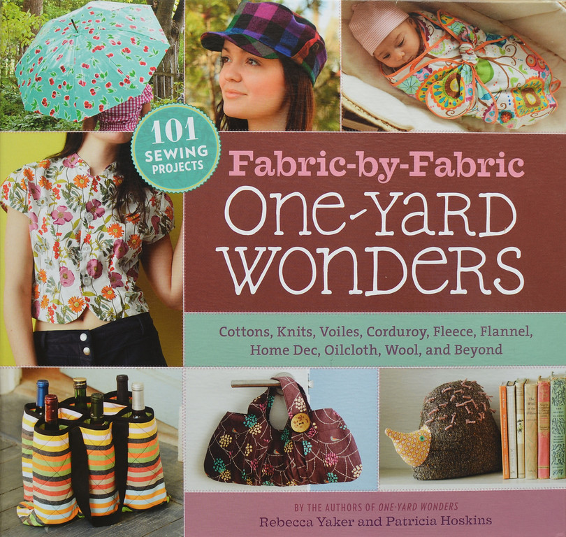 Fabric by Fabric One Yard Wonders book cover