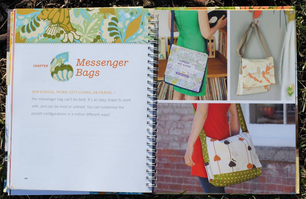Sew What Messenger Bags