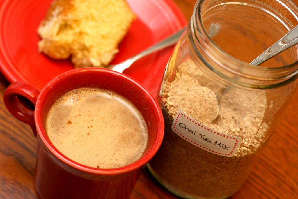 Recipe: Chai Tea Mix
