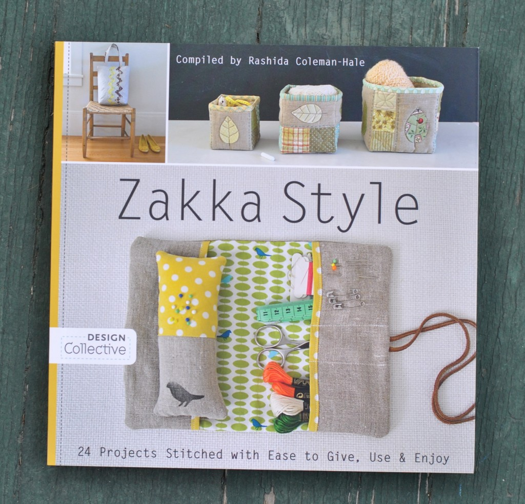 Book Review: Zakka Style, cover