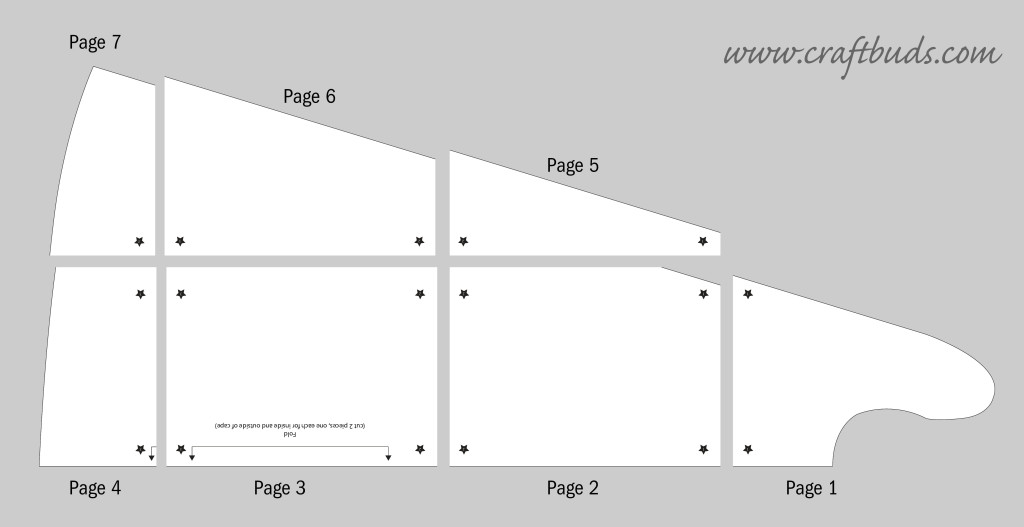 cape page layout
