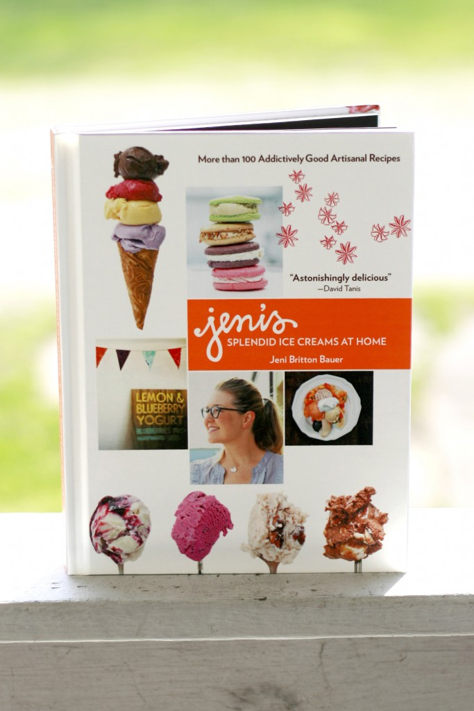 Book Review: Jeni's Splendid Ice Creams at Home + Giveaway and Recipe