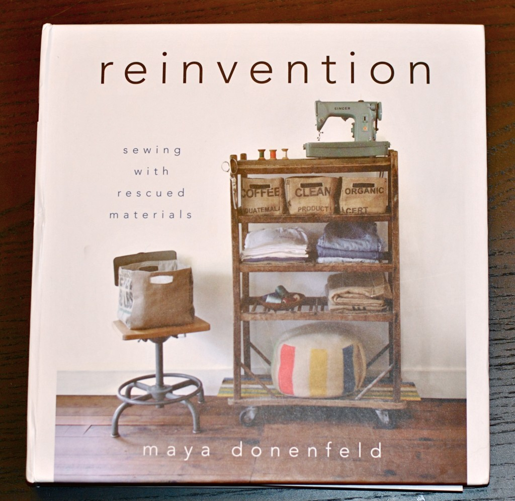 Reinvention Book Maya Donenfeld