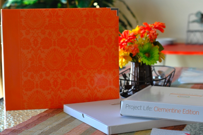 Review of Project Life Clementine Edition