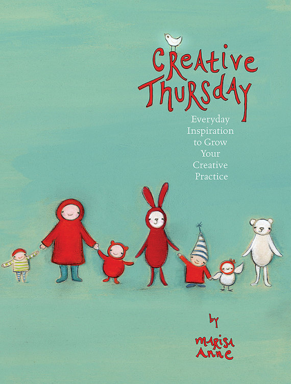 Giveaway! 'Creative Thursday' Books
