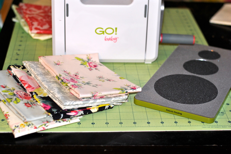 Accuquilt GO Baby Fabric Circle Cutter