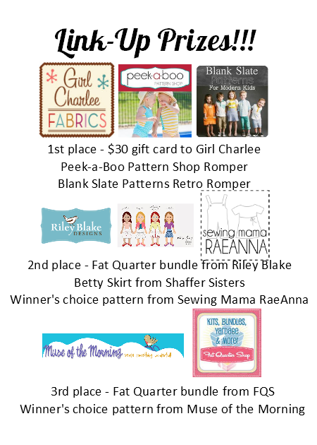 Romper Week Linkup Prizes