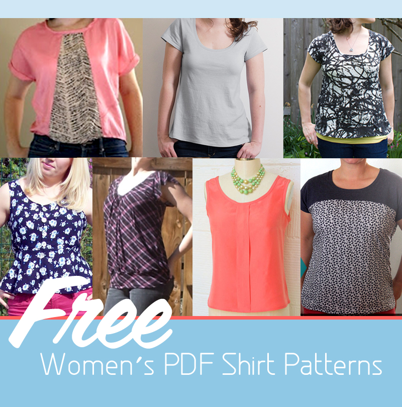 Free Patterns Header