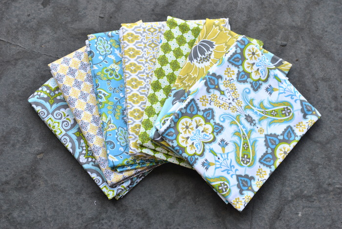 Turkish Delight for Blend Fabrics