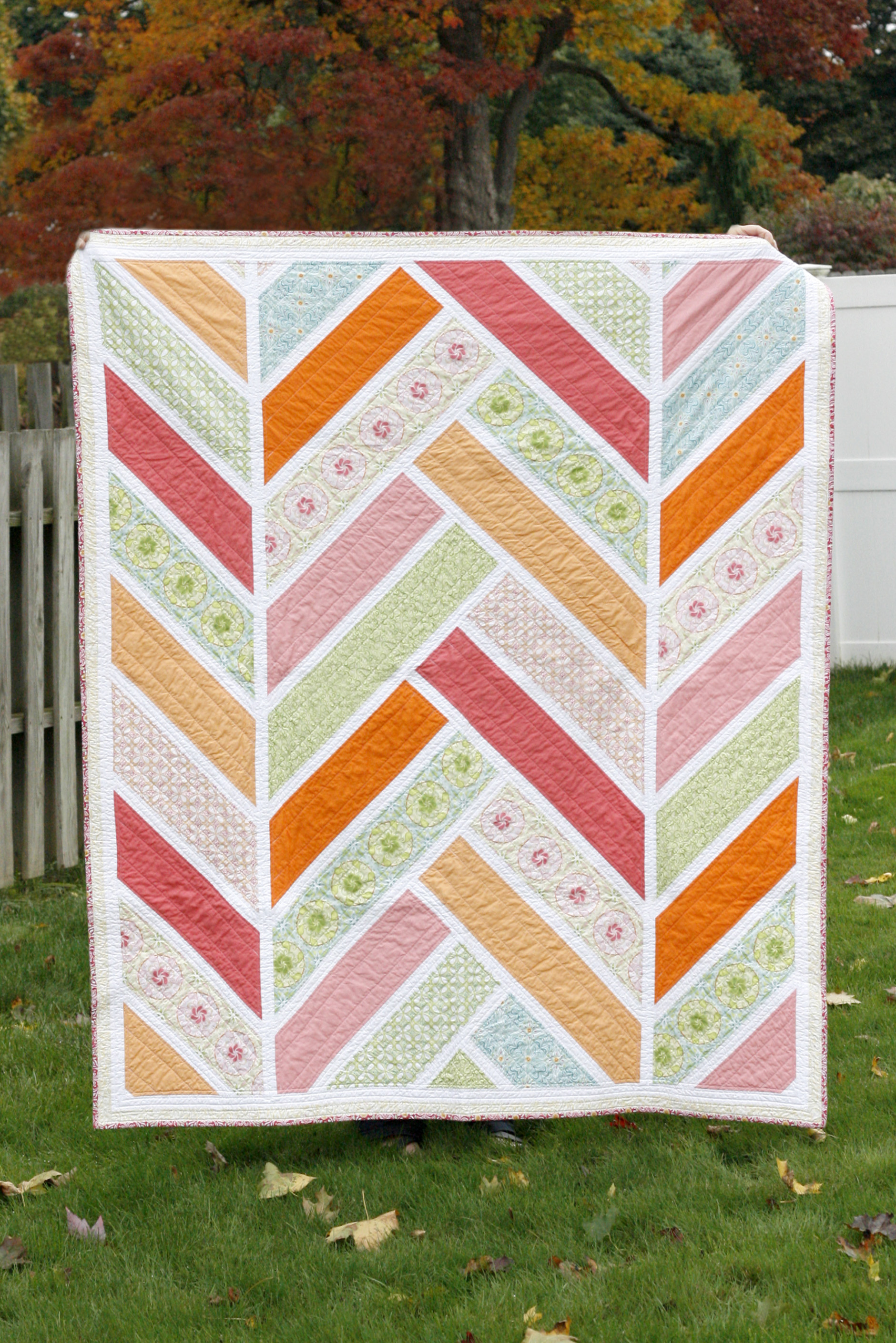 Free baby bed quilt patterns - _mg_0465