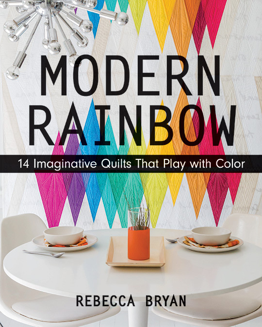 Modern Rainbow book cover