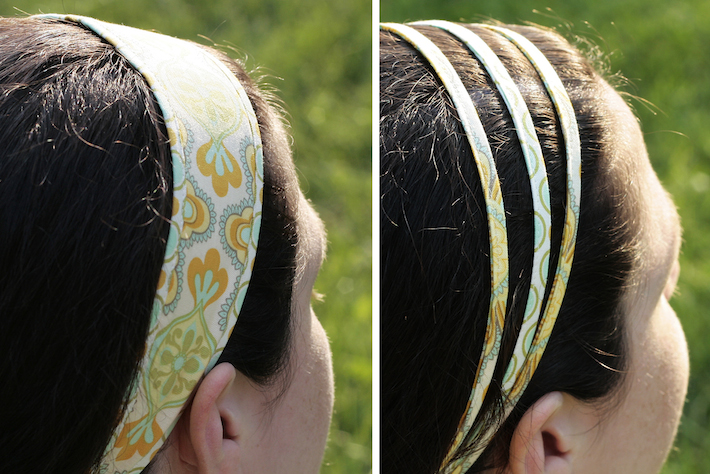 1-Hour Easy Headband Sewing Pattern