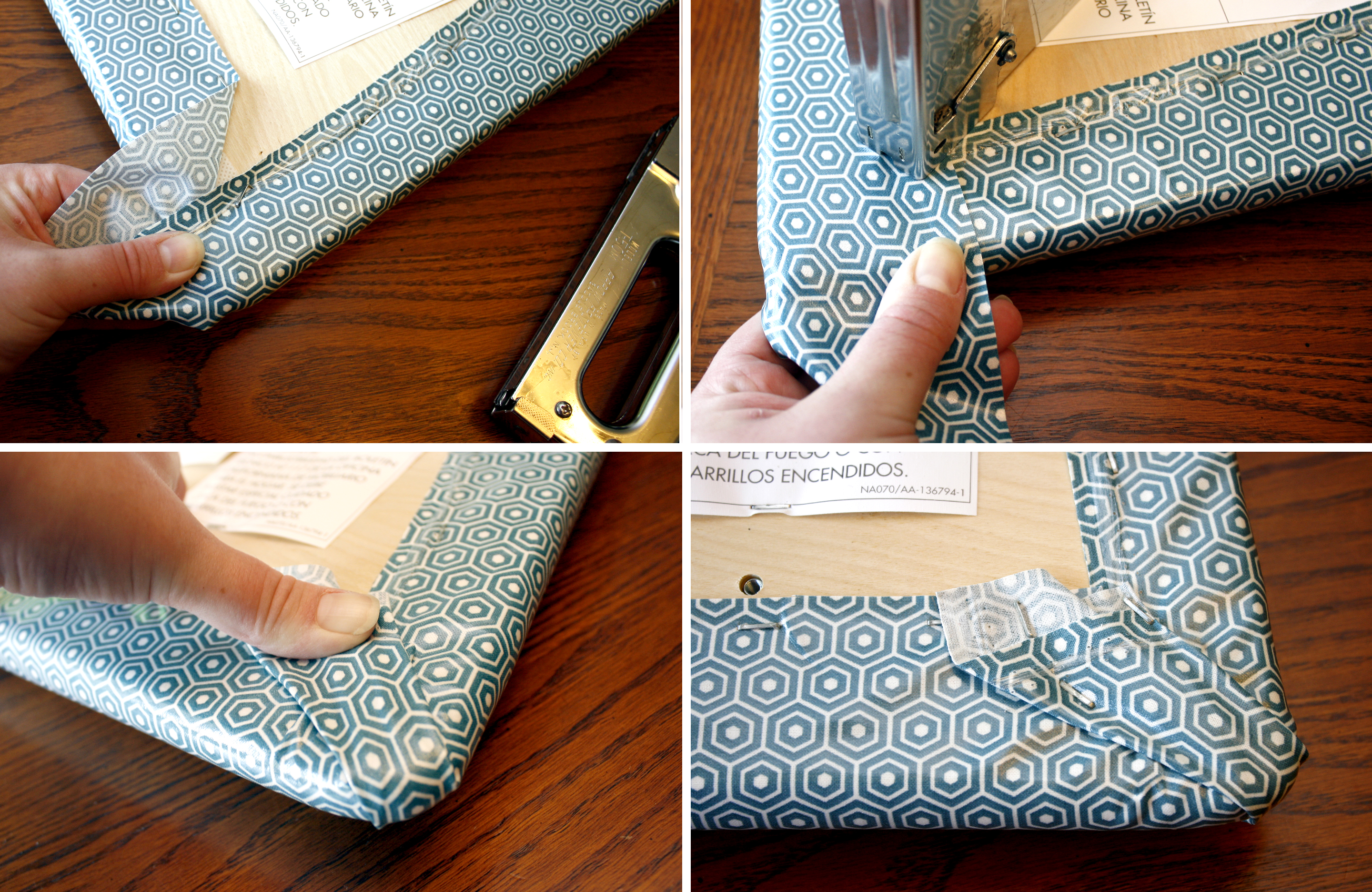 Sew Dining Room Chair Covers dining room chair covers: sew or staple | craft buds