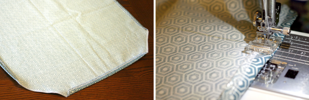 IKEA Chairs with Laminated Cotton Covers: Sew or Staple? | Craft Buds