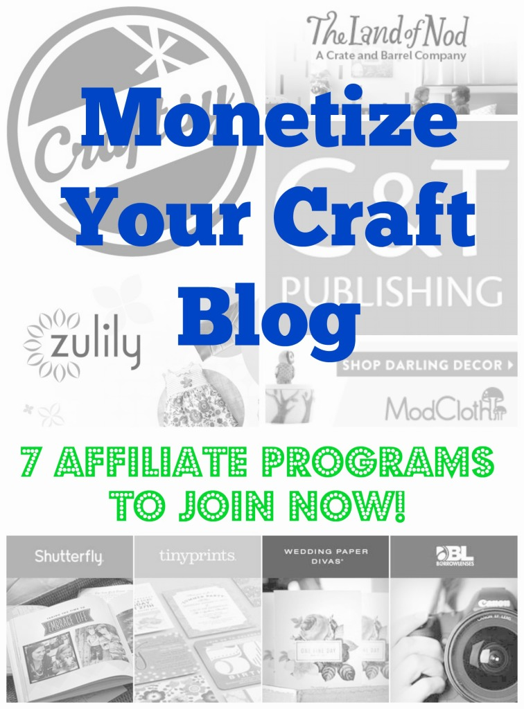 Make Money Blogging with Affiliate Ads