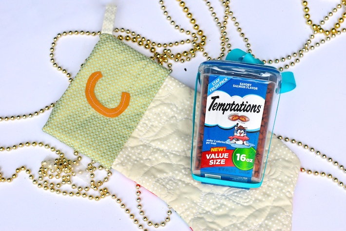 TEMPATIONS Cat Treat Stocking Stuffer | Craft Buds