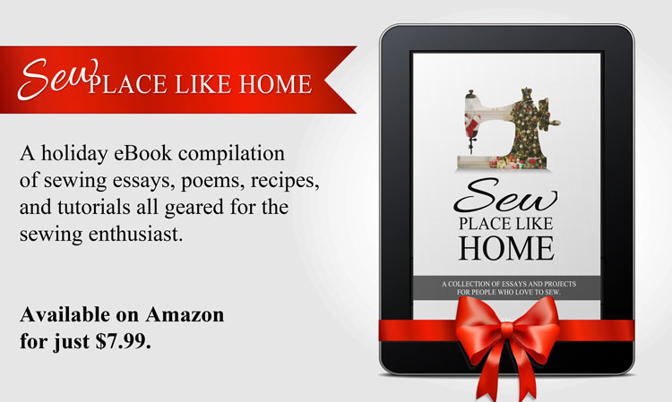 Sew Place Like Home Kindle