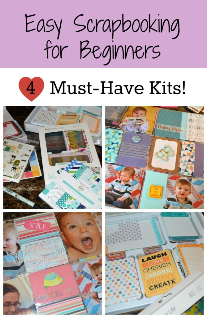 Easy Scrapbooking for Beginners