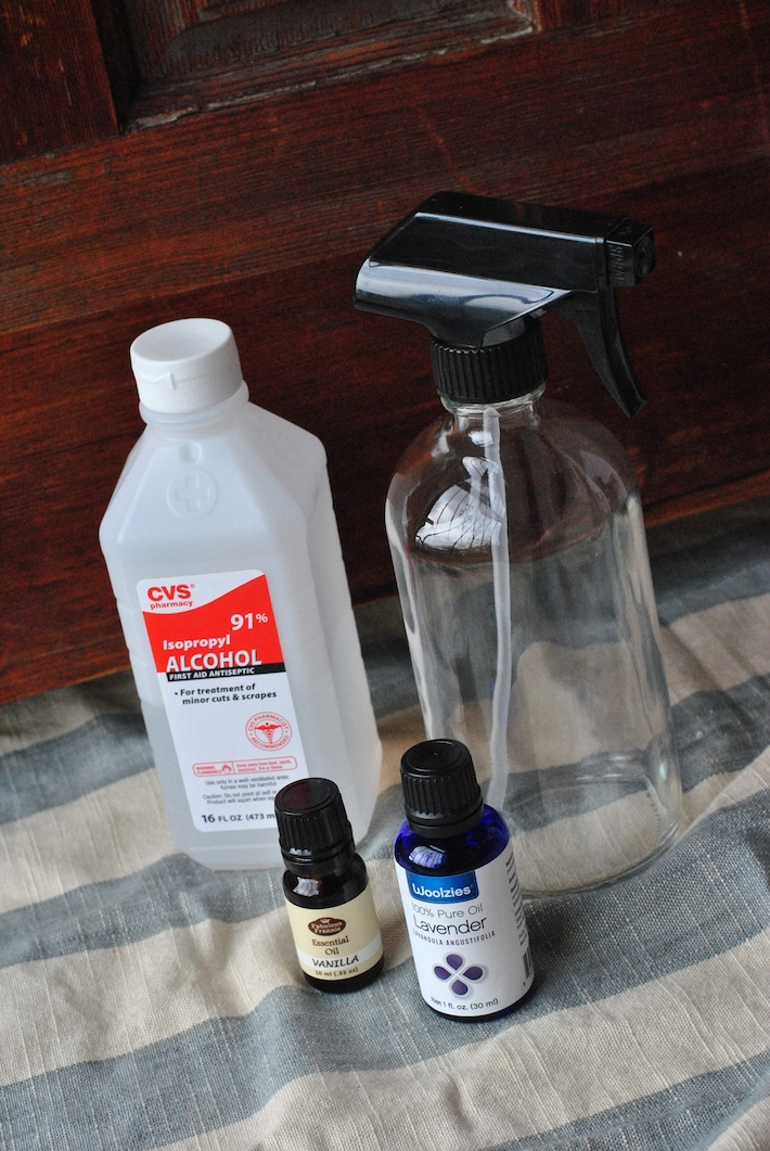 DIY All-Natural Air Freshener Spray