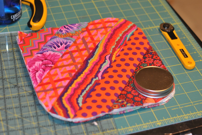 QAYG pot holder tutorial