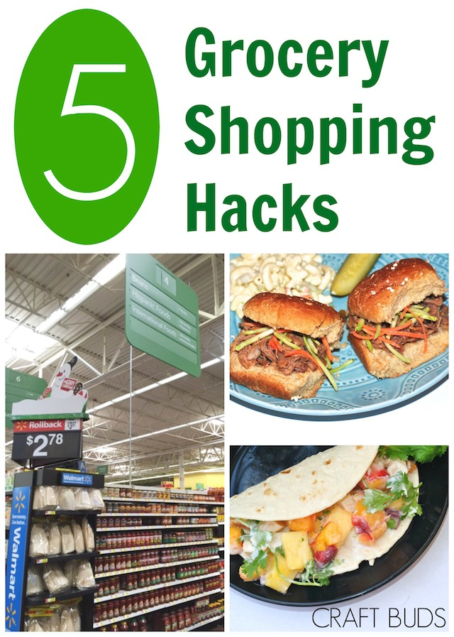 5 grocery shopping and meal planning hacks to save you time and money